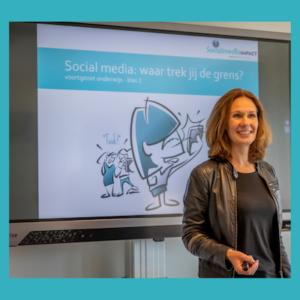 Contact met Klaartje Schungel Social Media Impact